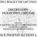 Unicorn Horn Imp Packs