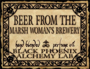 Beer from the Marsh Woman's Brewery