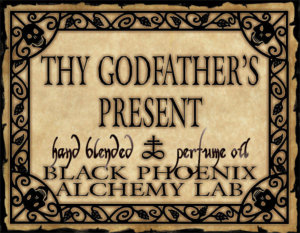 Thy Godfather's Present