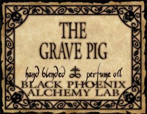 Grave-Pig