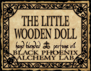 The Little Wooden Doll