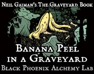 Banana Peel in a Graveyard
