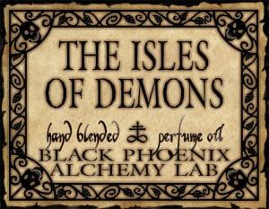 Isles of Demons