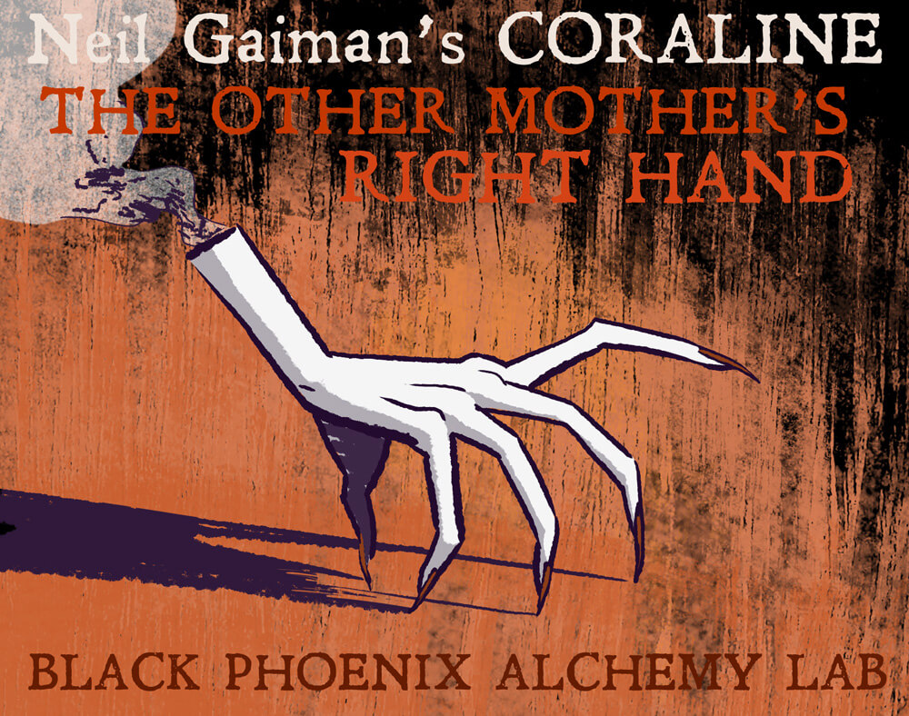 The Other Mother S Right Hand Perfume Oil Black Phoenix Alchemy Lab