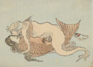 Carp and Octopus