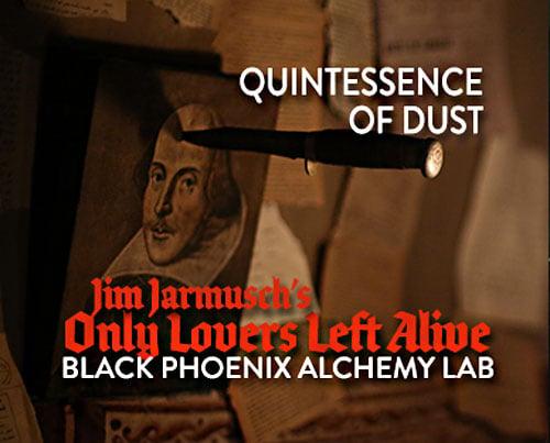 Quintessence of Dust