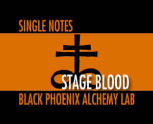 Stage Blood