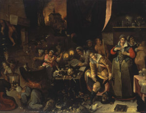 Witches' Kitchen