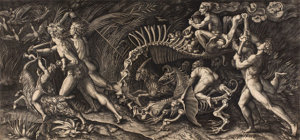 The Witches Rout the Carcass