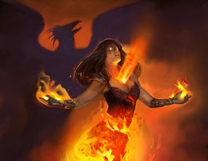 Priala, The Human Phoenix