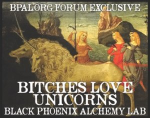 Bitches Love Unicorns