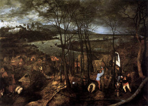 gloomy-day-february-by-pieter-bruegel-the-elder