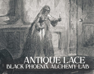 antique lace LABEL 2017
