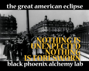eclipse 2017 NOTHING IS UNEXPECTED NOTHING IS FORESWORN web