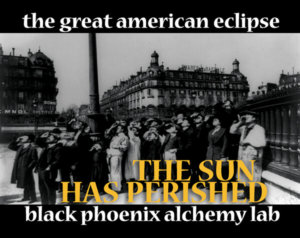 eclipse 2017 THE SUN HAS PERISHED web