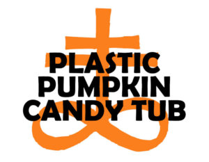 halloween single note 2017 WEB plastic pumpkin candy tub