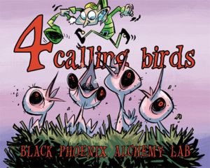12 days BPAL web - calling birds