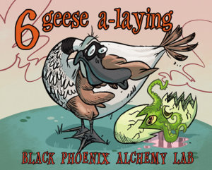 12 days BPAL web - geese a laying