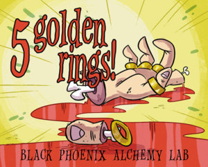 12 days BPAL web - golden rings