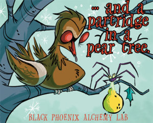 12 days BPAL web - partridge in a pear tree