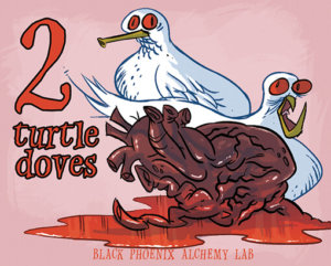 12 days BPAL web - turtle doves