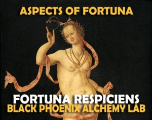 aspects of fortuna LABEL - Respiciens